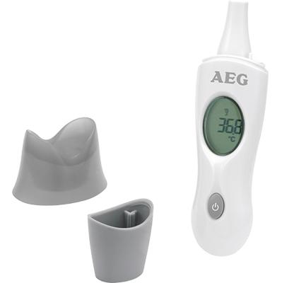 AEG Infrarødt Termometer til Øre- og Pandemåling FT 4925