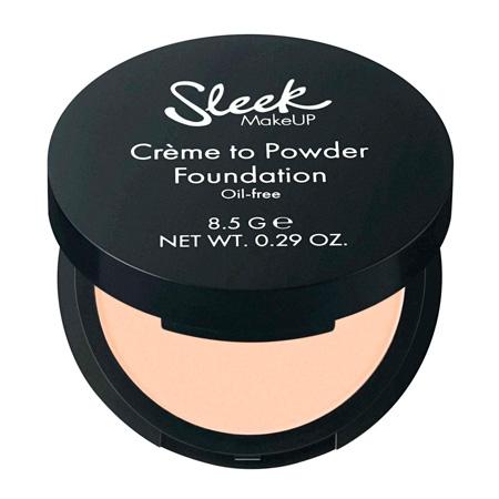 Sleek Makeup Creme Til Pudder Foundation - Linen