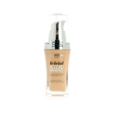 LOreal Le Teint Accord Parfait Foundation Sable Rosé
