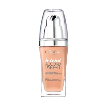 LOreal Le Teint Accord Parfait Foundation Beige Rosé