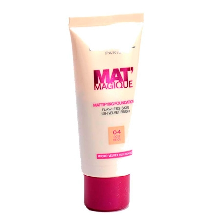 LOreal Mat Magique Mattifying Foundation Rose Beige