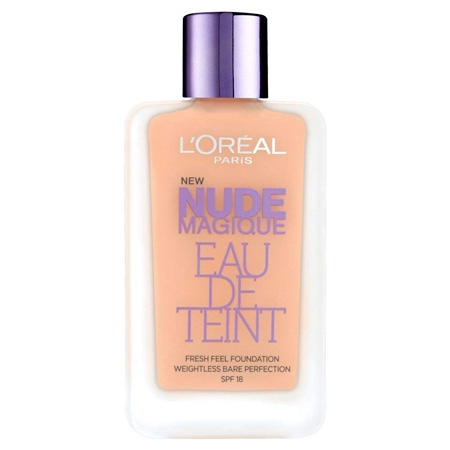 LOreal Nude Magique Fresh Feel Foundation Pure Beige