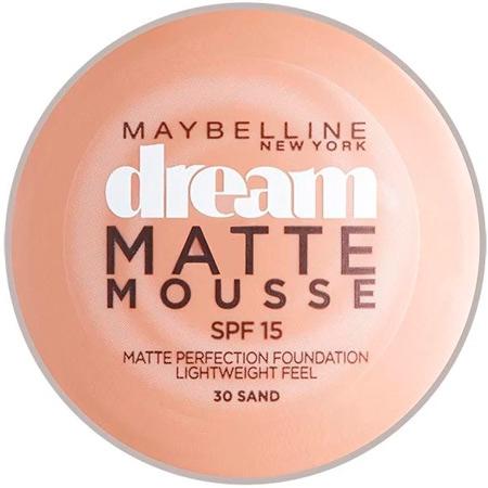 Maybelline Dream Matte Mousse Foundation Sand