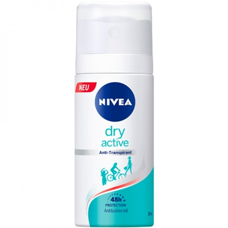 Nivea Dry Active Deospray 35ml