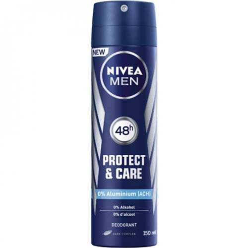 Nivea Protect & Care For Men Deo Spray 150 ml