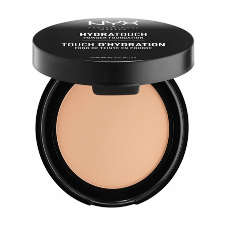 NYX Hydra Touch Powder Foundation Soft Tan