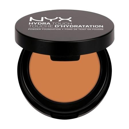 NYX Hydra Touch Powder Foundation Amber