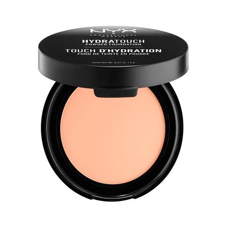 NYX Hydra Touch Powder Foundation Medium Beige