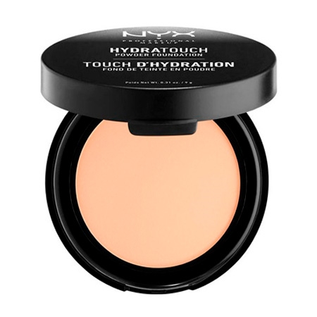 NYX Hydra Touch Powder Foundation Natural