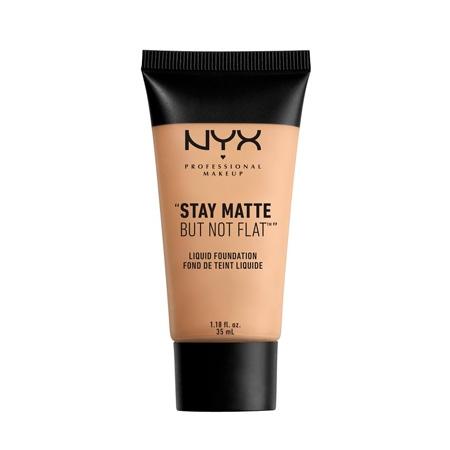 NYX Stay Matte But Not Flat Liquid Foundation Sienna 35 ml