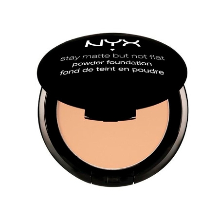 NYX Stay Matte But Not Flat Powder Foundation Olive