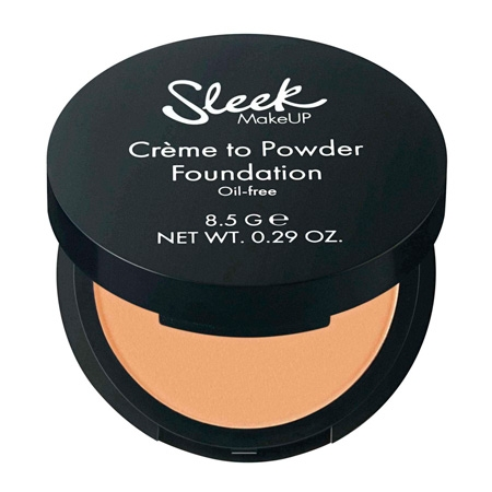 Sleek Makeup Creme Til Pudder Foundation - Sand