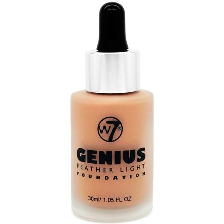 W7 Genius Feather Light Foundation Natural Tan